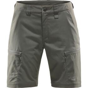 Haglöfs Mid Fjell Pantalones cortos Mujer, beluga
